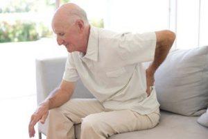 درد کمر به دلیل کم تحرکی و سالخوردگی به وجود می آید